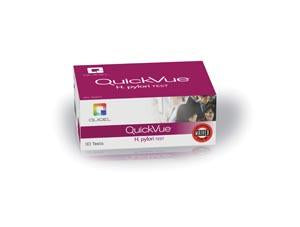 QUIDEL QUICKVUE® ONE-STEP H. PYLORI GII® KIT