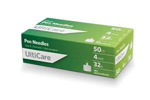 ULTIMED ULTICARE PEN NEEDLES