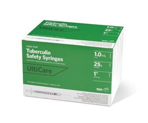 ULTIMED ULTICARE TUBERCULIN SAFETY SYRINGES