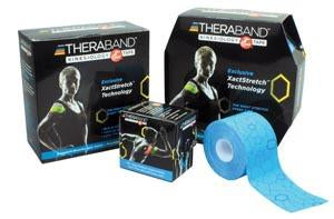 HYGENIC/THERA-BAND KINESIOLOGY TAPE
