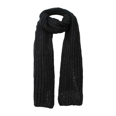 Jendi // Scarf // Black Sequin