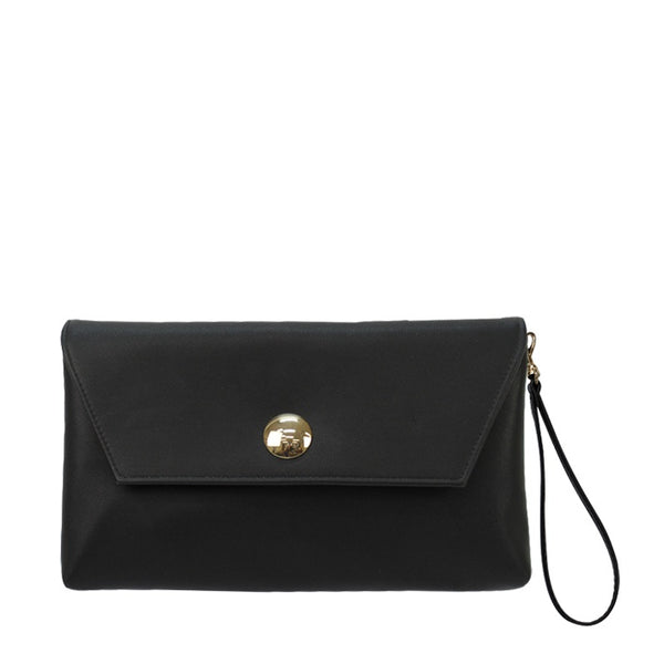 Jendi // Clutch // Black Envelope