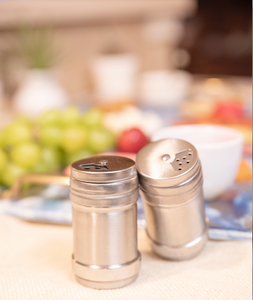 Stainless Steel Spice Shakers