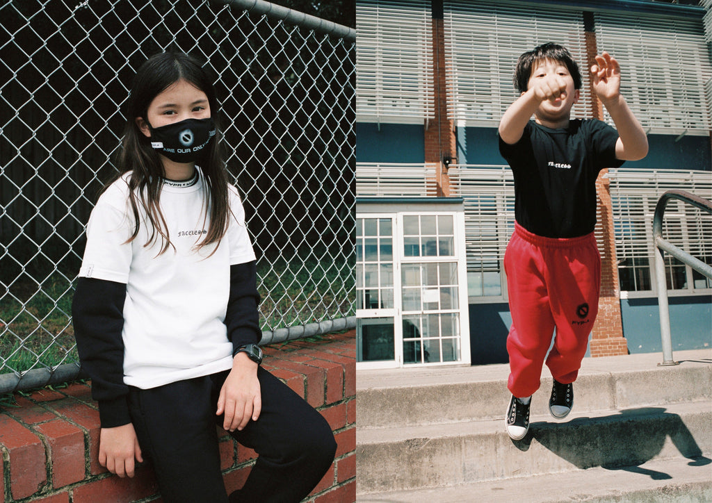 FYP-A LOOKBOOK : PHASE'01 (page 3-4)