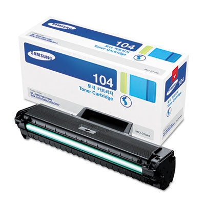 Samsung MLTD104S MLT-D104S/XAA Black Toner Drum Cartridge 1.5K YLD-Drum/Imaging-Blue Fox Group Printer Supply Store