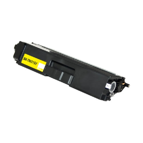 Brother TN-315Y Yellow Toner Cartridge - Blue Fox Group