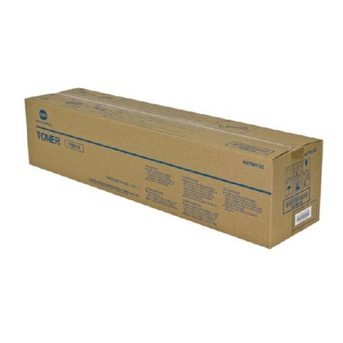Konica Minolta A0TM132 OEM Black Toner Cartridge, 37.5K YIELD-Toner-Blue Fox Group Printer Supply Store