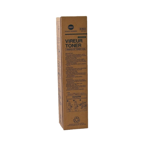 Konica Minolta 8937-836 TN501C Standard Cyan Toner-Toner-Blue Fox Group Printer Supply Store