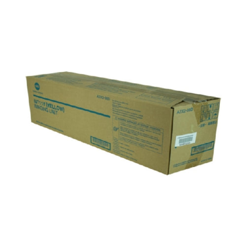 Konica Minolta A2X208D OEM DRUM UNIT, YELLOW, 155K YIELD-Drum/Imaging-Blue Fox Group Printer Supply Store