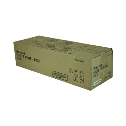 Konica Minolta A7XWWY2 OEM Waste Toner Container, 110K YIELD-Toner-Blue Fox Group Printer Supply Store