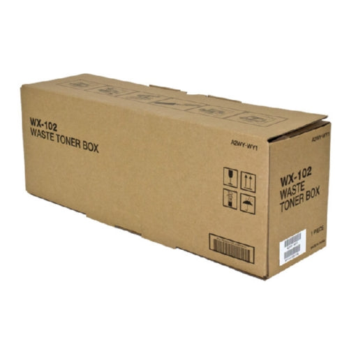 Konica Minolta A2WYWY7 OEM Waste Toner Container, 160K YIELD-Toner-Blue Fox Group Printer Supply Store