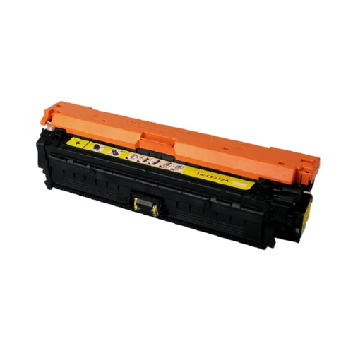 HP CE272A (HP 650A) Yellow Laser Toner Cartridge-Toner-Blue Fox Group Printer Supply Store