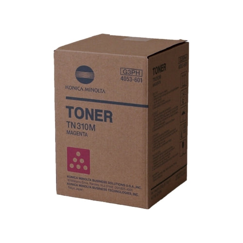 Konica Minolta 4053-601 Magenta Laser Toner Cartridge-Toner-Blue Fox Group Printer Supply Store