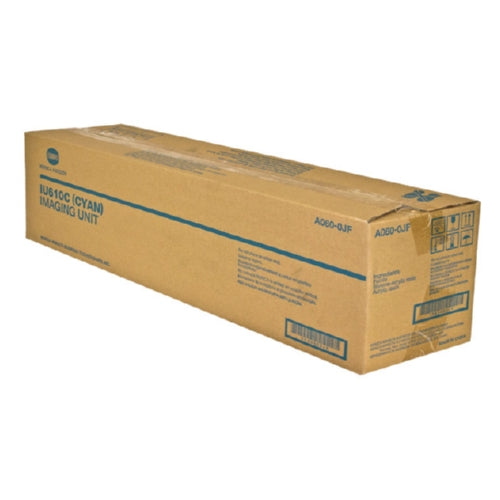 Konica Minolta A0600JF Cyan Image Drum-Drum/Imaging-Blue Fox Group Printer Supply Store
