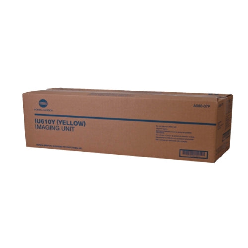 Konica Minolta A06007F Yellow Image Drum-Drum/Imaging-Blue Fox Group Printer Supply Store