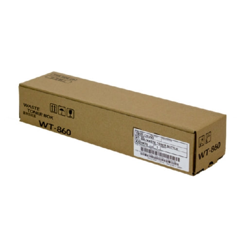 KYOCERA WT-860-Toner-Blue Fox Group Printer Supply Store