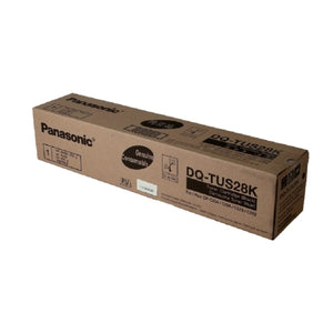 Genuine Panasonic DQTUS28K Standard Yield Black Toner