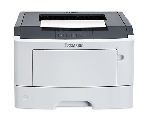 Image of Lexmark MS312dn Compact Laser Printer, Monochrome, Networking, Duplex Printing