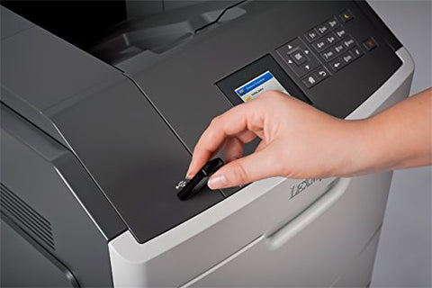 Image of Lexmark MS811n Monochrome Laser Printer, Network Ready and Professional Features