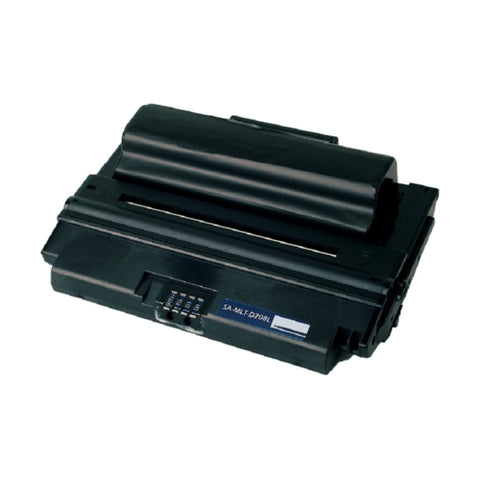 Black Toner Cartridge compatible with the Samsung  MLT-D208L - Blue Fox Group
