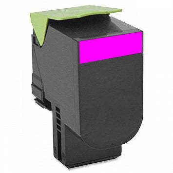 Lexmark 70C1HM0 , 701HM Magenta Toner Cartridge-Toner-Blue Fox Group Printer Supply Store