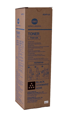 Konica Minolta TN610K-Toner-Blue Fox Group Printer Supply Store