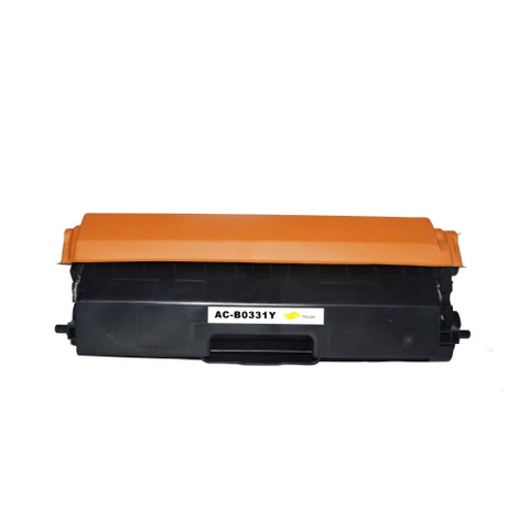 Brother TN-331Y ( Brother TN331Y ) Laser Toner Cartridge - Blue Fox Group