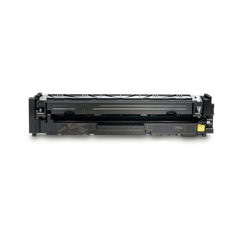 HP CF502X (HP202X) Yellow Toner Cartridge-Toner-Blue Fox Group Printer Supply Store