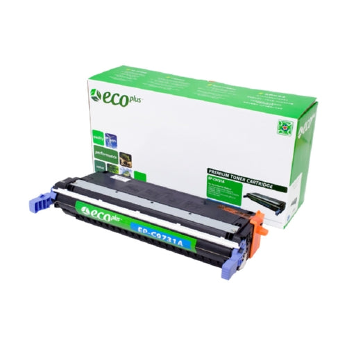 Cyan Toner Cartridge compatible with the Canon 6829A004AA - Blue Fox Group
