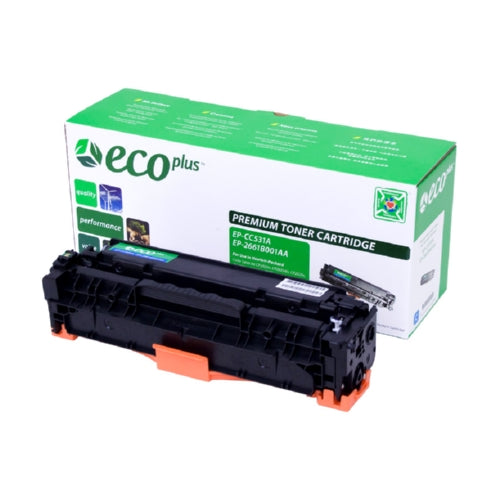 HP CC531A (HP 304A) Cyan Toner Cartridge-Toner-Blue Fox Group Printer Supply Store