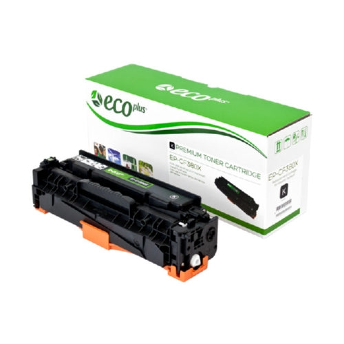 HP CF380X (HP 312X) Black Toner Cartridge-Toner-Blue Fox Group Printer Supply Store