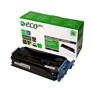 HP Q6000A (HP 124A) Black Toner Cartridge-Toner-Blue Fox Group Printer Supply Store