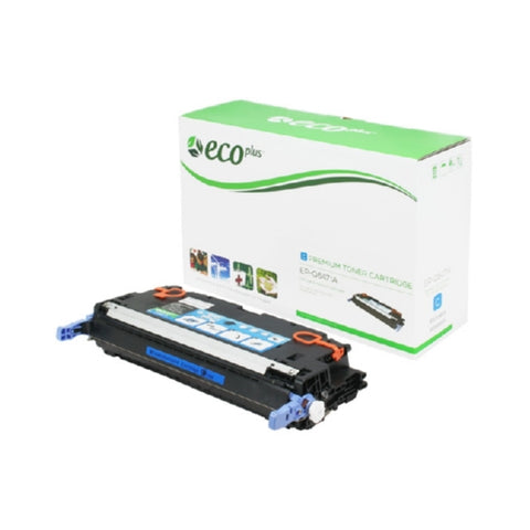 HP Q6471A (HP 502A) Cyan Toner Cartridge-Toner-Blue Fox Group Printer Supply Store