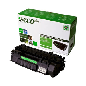 HP Q7553A (HP 53A) Black Toner Cartridge-Toner-Blue Fox Group Printer Supply Store