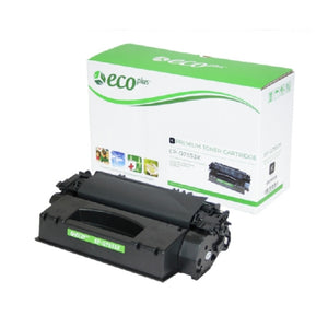 HP Q7553X (HP 53X) High Capacity Black Toner Cartridge-Toner-Blue Fox Group Printer Supply Store