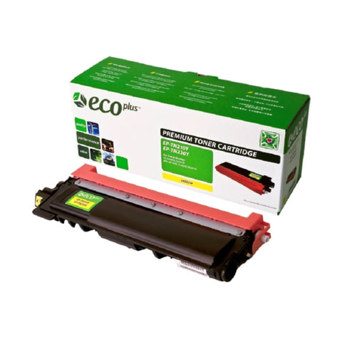 Brother TN-210Y Yellow Toner Cartridge - Blue Fox Group