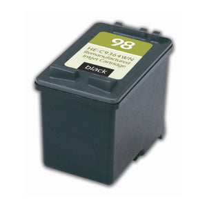 HP C9364WN (HP 98) Black Inkjet Cartridge-Ink-Blue Fox Group Printer Supply Store