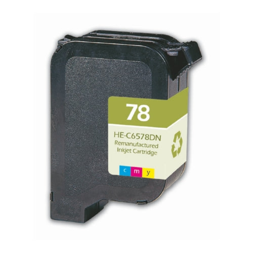HP C6578DN (HP 78) Color Inkjet Cartridge-Ink-Blue Fox Group Printer Supply Store