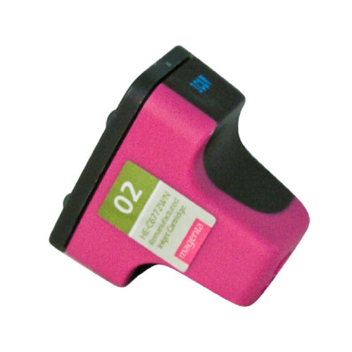 HP C8772WN (HP 02) Magenta Inkjet Cartridge-Ink-Blue Fox Group Printer Supply Store
