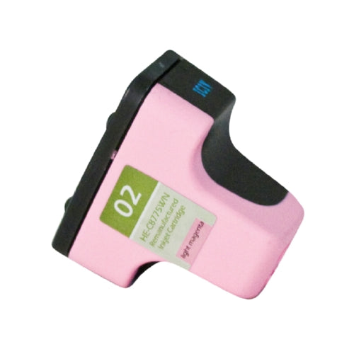 HP C8775WN (HP 02) Light Magenta Inkjet Cartridge-Ink-Blue Fox Group Printer Supply Store