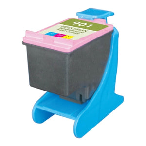 HP CC656AN (HP 901) Tri-Color Inkjet Cartridge-Ink-Blue Fox Group Printer Supply Store