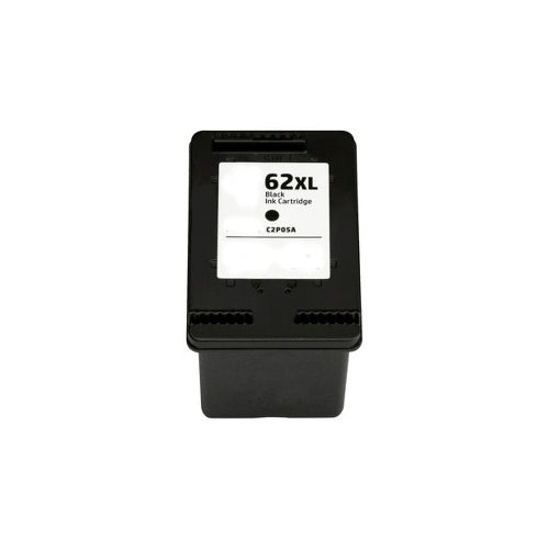 HP C2P05AN 62XL High Yield Black Ink Cartridge-Ink-Blue Fox Group Printer Supply Store