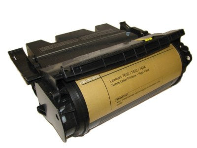 Lexmark 12A7362 Black Laser Toner Cartridge-Toner-Blue Fox Group Printer Supply Store