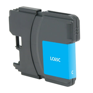 Brother LC61C Cyan Inkjet Cartridge - Blue Fox Group