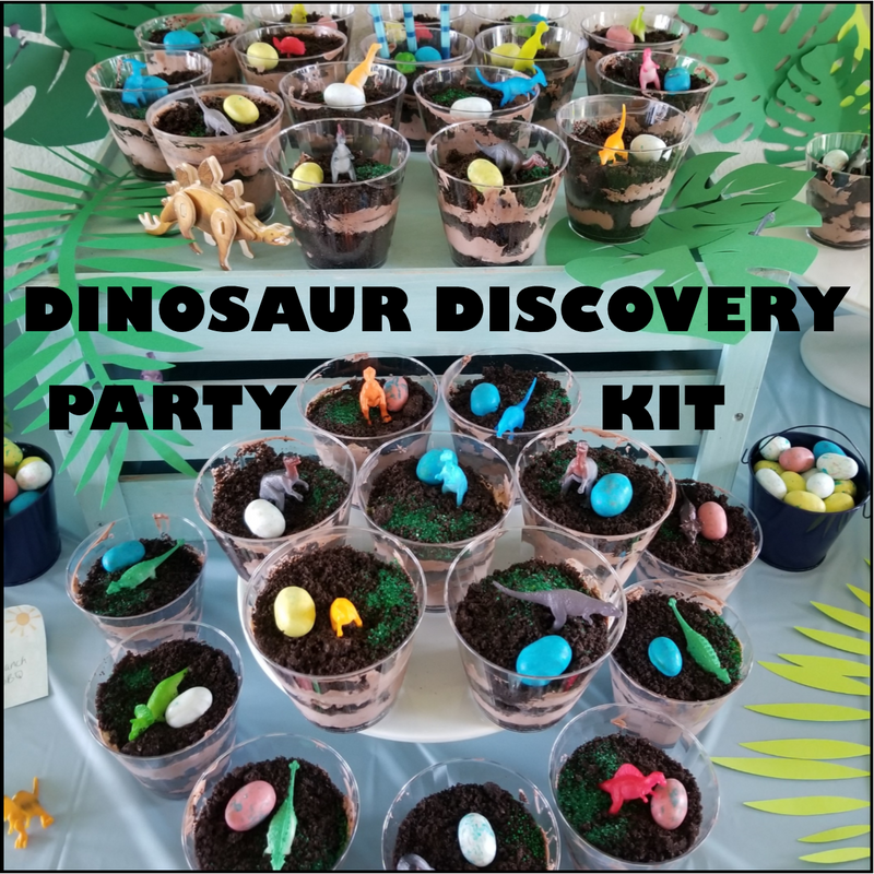 Discover the Dinosaur Party