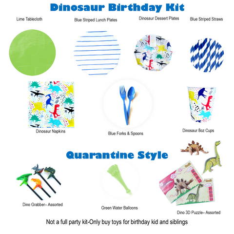Dinosaur Discovery Party- Simply Fun