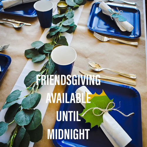 Friendsgiving Holiday Kit