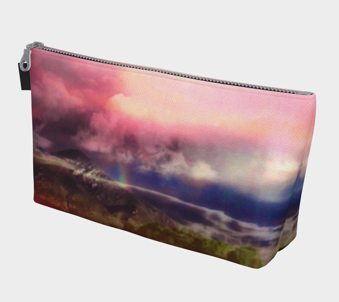 Taos Mountain Makeup Bag