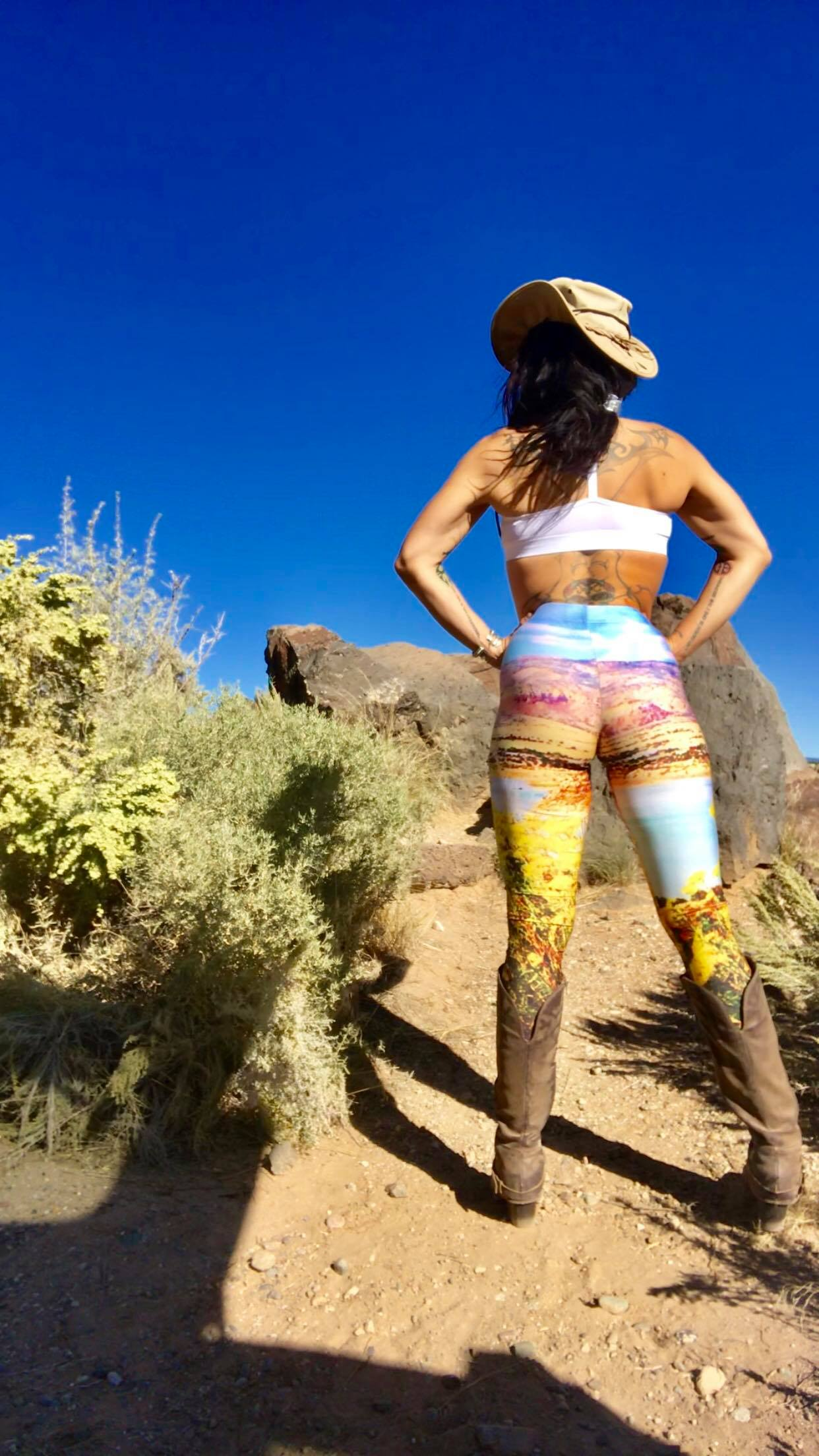 Abiquiu Lake Leggings