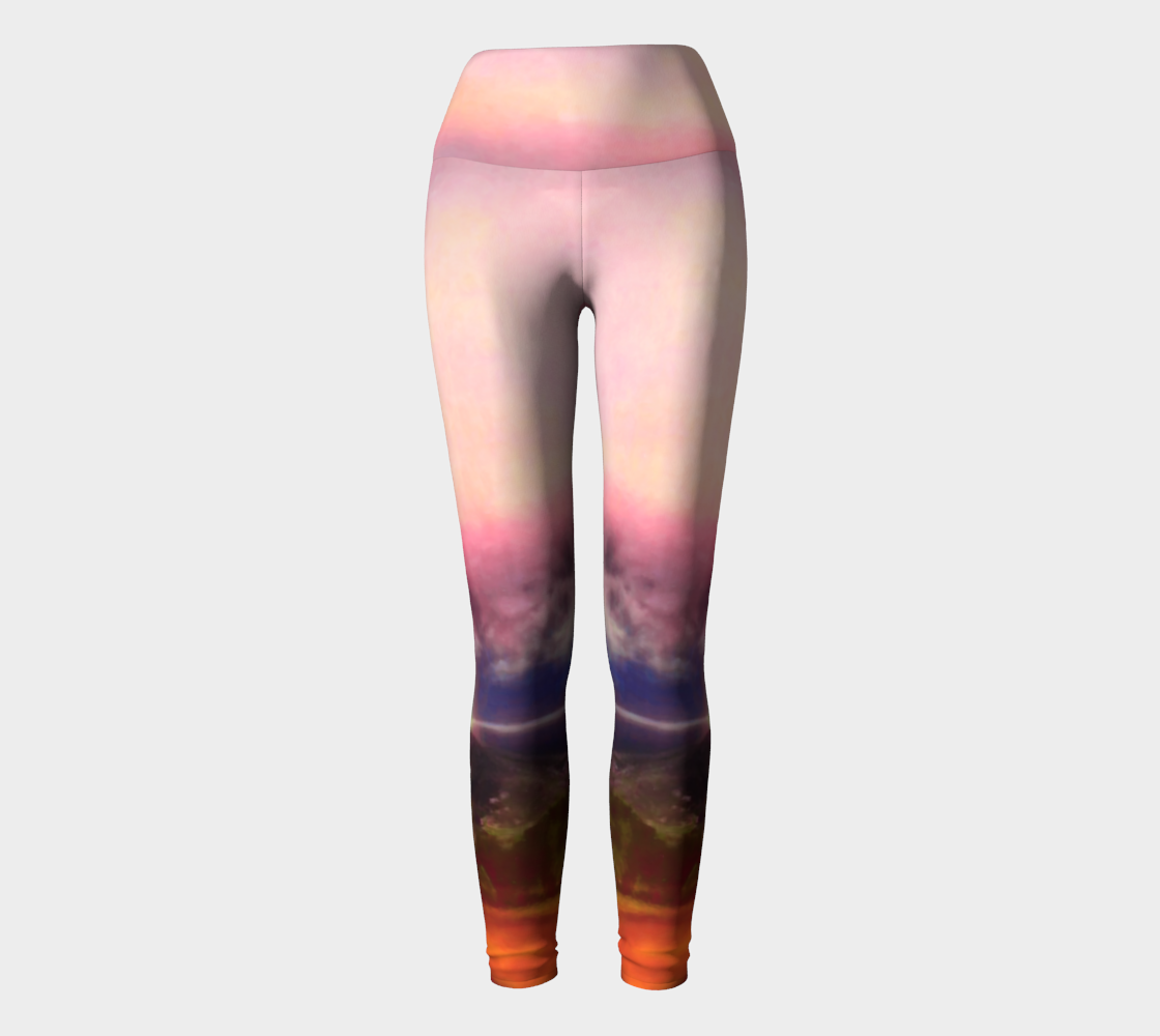 Taos Mountain Yoga Leggings Yoga Leggings  Roxie Rudolph Roxie Rudolph Roxie Rudolph